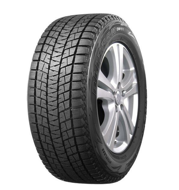 «имн¤¤ шина Bridgestone Blizzak DM-V1 275/60 R18 113R - фото 5