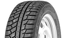 Continental ContiWinterViking 2 195/60 R15 88T шип.