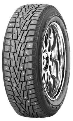 Зимние шины Nexen/Roadstone Winguard WinSpike 215/55 R17 98T XL шип.