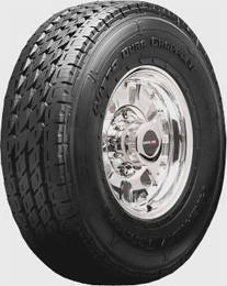 Летние шины Nitto Tire Dura Grappler 245/75 R17 121Q LT