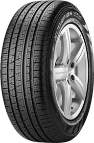 Всесезонные шины Pirelli Scorpion Verde All Season 235/60 R18 107V XL