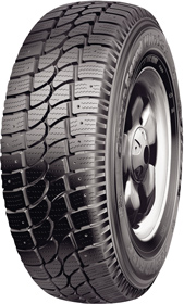 Зимние шины Tigar CargoSpeed Winter 205/75 R16C 110/108R шип.