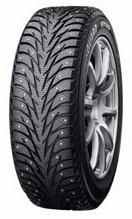 Зимние шины Yokohama Ice Guard Stud IG35 225/60 R18 100T шип.